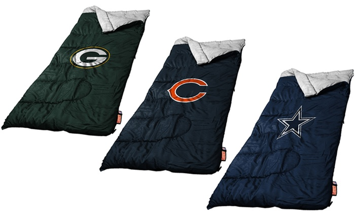 Coleman Nfl Team Youth Sleeping Bag