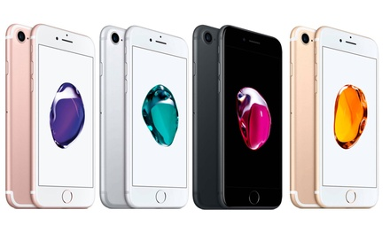 Refurbished Unlocked Apple iPhone 7 32GB or 128GB - Premium With Free Delivery