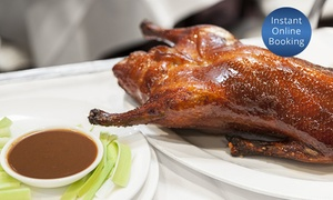 Nudel: Peking Duck Dinner for Two ($19), Four ($38) or Eight People ($76) at Nudel (Up to $116 Value)