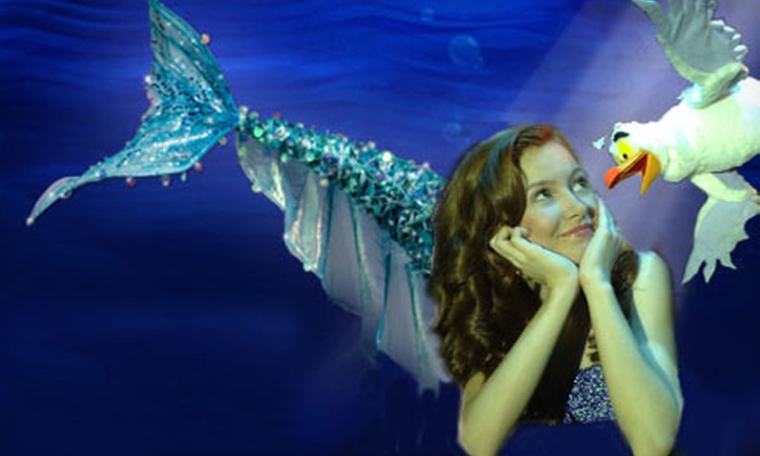 "Disney's ""The Little Mermaid, Jr."" - Cameo Theatre: $10 for One Ticket to See Disney's ""The Little Mermaid, Jr."" at Cameo Theatre, May 3–12 (Up to $20 Value)"
