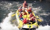 Natural High Rafting: $179 for a Half-Day Rafting Trip for Up to Six from Natural High Rafting ($360 Value)