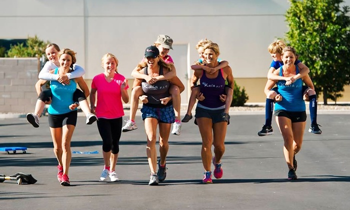 Kaia F.I.T. Temecula - Temecula: Five-Week Core Session or Six-Week Brik Boot-Camp Session for Women at Kaia F.I.T. (Up to 65% Off)