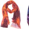 Watercolor Fashion Scarves