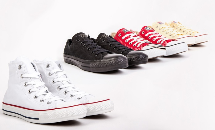 Unisex Converse Sneakers for €44.99 (Up to 36% Off)