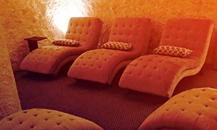 One or Five Salt Cave Sessions at The Salt Cave of Southlake (Up to 61% Off)