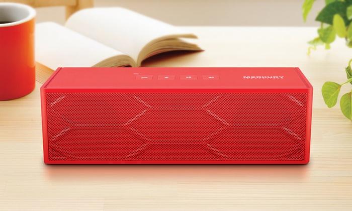 merkury innovations bluetooth speaker manual