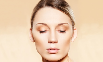 Microdermabrasion Packages at Face2Face Skincare and Makeup Studio (Up to 56% Off). Three Optional Available.