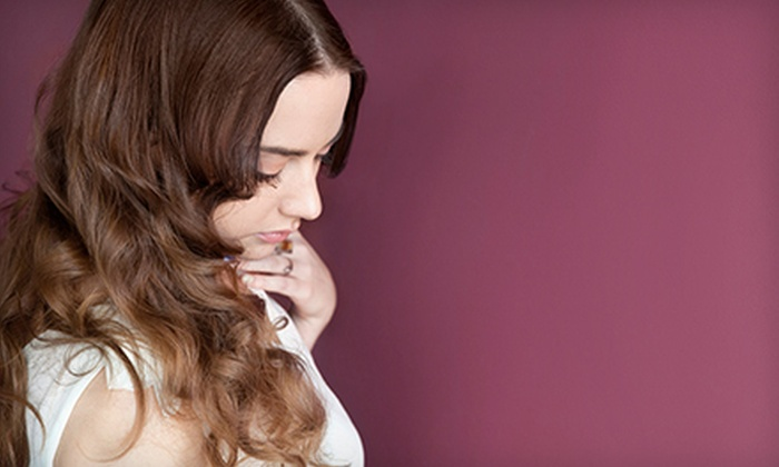 Blowdry Lounge - Downtown Indianapolis: One or Three Blow Outs at Blowdry Lounge (Up to 57% Off)