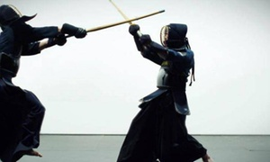 Granite State Kendo Club: Five Martial Arts Classes at Granite State Kendo Club (50% Off)