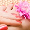 Up to 53% Off Pedicures and Paraffin Hand Treatments