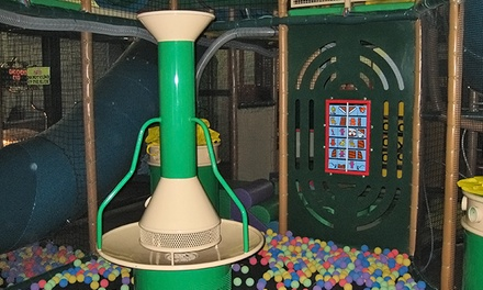 Fun Card or Ballocity 10-Punch Card at Fun Fore All (Up to 42% Off)