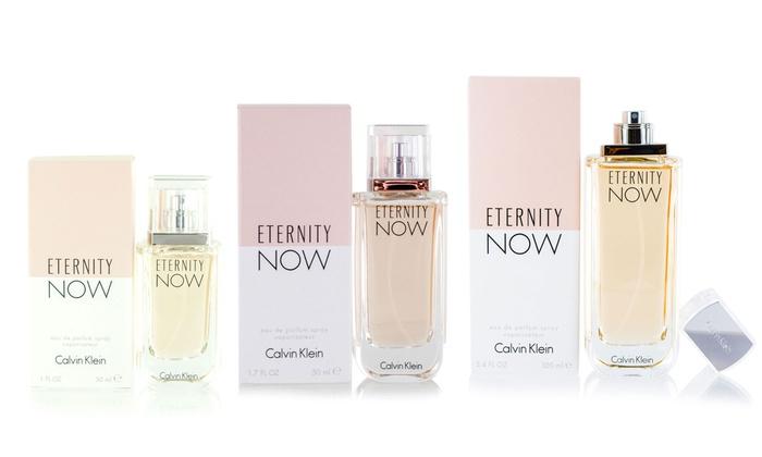 Calvin Klein Eternity Now Womens Perfume 1 17 Or 34 Fl Oz