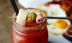 Club 39 At The Plaza: $35 for Sunday Brunch and Unlimited Bloody Marys, Mimosas, or Guinnesses at Club 39 At The Plaza ($70 Value)