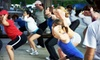 Rock Star Fit Camp - Multiple Locations: Five Weeks of Unlimited Fitness Classes for One or Two at Rockstar Fit Camp (Up to 73% Off)