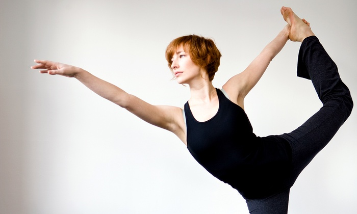 Yoga By Degrees - Multiple Locations: $29 for Five Yoga Classes at Yoga By Degrees ($95 Value)