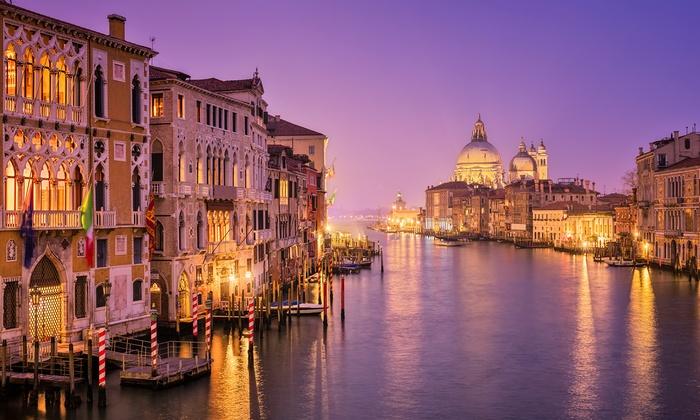 Club Hotel - Club Hotel: Venezia, Club Hotel: fino a 3 notti con colazione per 2 persone. Immacolata, San Valentino e Epifania inclusa