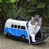 24% Off a VW Campervan Small Pet Carrier - Blue