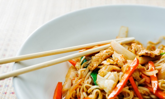 Royal Thai Restaurant - Central Business District: Thai Dinner Cuisine at Royal Thai Restaurant (50% Off). Two Options Available.