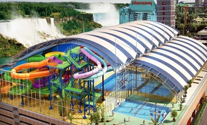 Stay With Mini Golf And Optional Water-park Passes At Skyline Inn Niagara Falls In Ontario. Dates Into October.