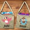 Up to 58% Off Personalized Tote Bag from Dinkleboo