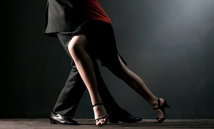 Dance-Class Packages at Charlotte Ballroom Dance Academy (Up 78% Off). Two Options Available.