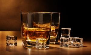 Roter Jäger: 2,5 Std. Spirituosen-Tasting inkl. Weißbrot, Oliven und Knabbereien für 1 oder 2 Pers. beim Roten Jäger (42% sparen*)