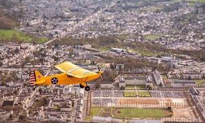 Fly Vintage: Un baptême de l'air avec un pilote de chasse à bord d'un ULM 3 axes à 99 € avec Fly Vintage