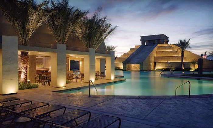 null - Salt Lake City: Stay at Cancún Resort in Las Vegas. Dates into September Available.