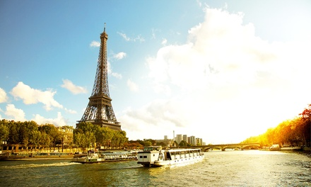 Paris: 1 Night For 2 With Seine Cruise or 1 to 3 Nights Plus Breakfast at Hotel Astor
