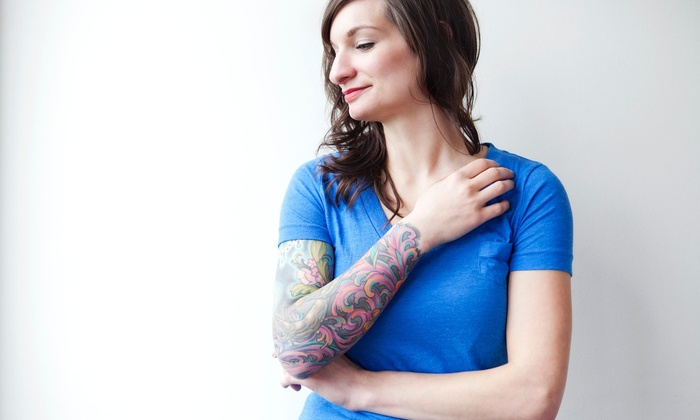 Body Piercing Boise - Central Rim: $220 for $400 Worth of Tattoo Services — Body Piercing Boise