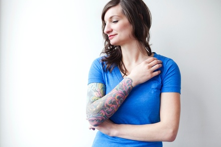 $220 for $400 Worth of Tattoo Services — Body Piercing Boise