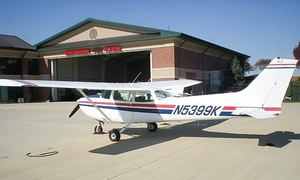 Northwest Flyers: $109 for a Chicago Lakefront Discovery Flight for Up to Three from Northwest Flyers ($219 Value)