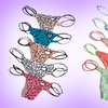 $14.99 for a 5-Pack of JT Intimates Thong Panties
