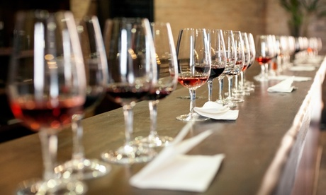 Wine Tasting for Two or Four with Discount on Bottled Wine at Silvertip Vineyards (Up to 55% Off)