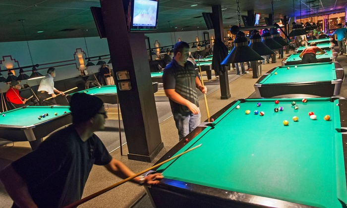 Pressure Billiards - Edgewater: Billiards, Beer, and Appetizers at Pressure Billiards (Up to 57% Off). Four Options Available.