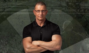 Chef Robert Irvine Live!: Chef Robert Irvine Live! at Hard Rock Rocksino Northfield Park on August 16 (Up to 50% Off)