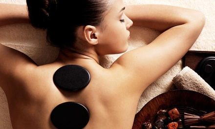 60- or 90-Minute Massage or 90-Minute Hot-Stone Massage at Therapeutic Royal Massage (Up to 59% Off)