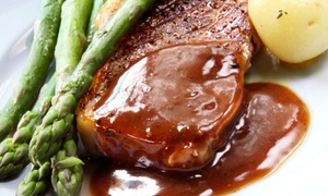 Mynt Novi: Upscale Grill Food and Drinks for Two or Four at Mynt Novi (Up to 43% Off)