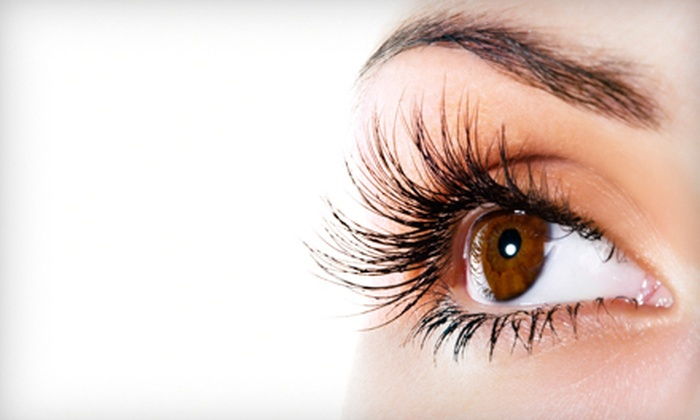 Lashe Love - Durham: One or Two Full Sets of Xtreme Lashes Upper-Eyelash Extensions at Lashe Love (Up to 67% Off)