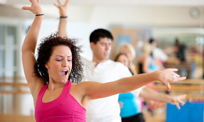 Step N Sweat Fitness - White Oak: Six or Twelve 60-Minute Zumba Classes at Step N Sweat Fitness (Up to 63% Off)