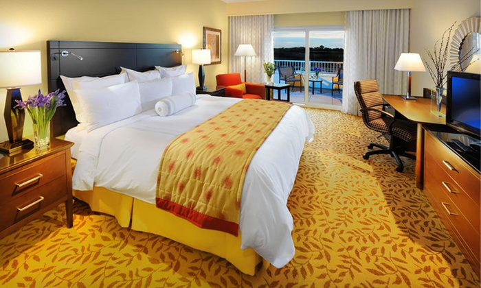 Houston Marriott Energy Corridor - Houston: One- or Two-Night Stay at Houston Marriott Energy Corridor