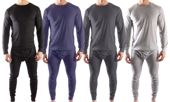Thermal Underwear Set (2-Piece) | Groupon Goods