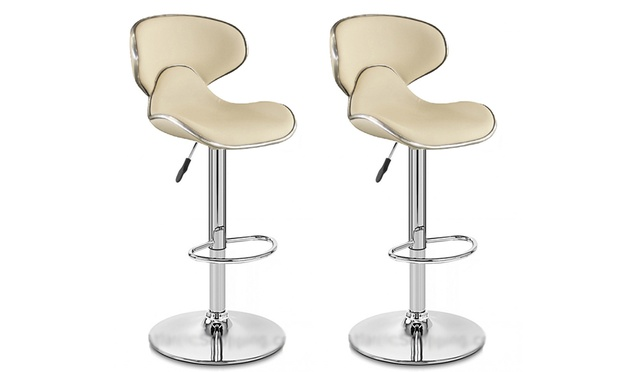 eclipse bar stool cream 1