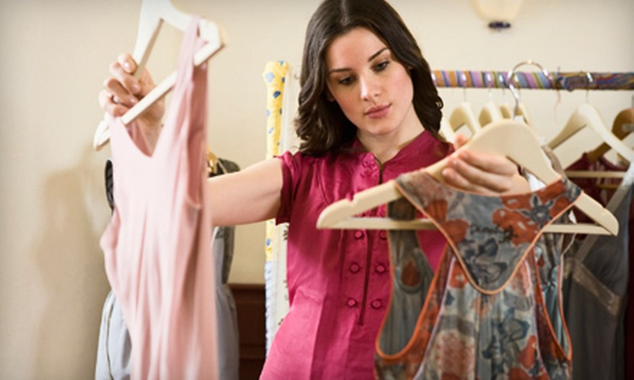 Christina Styles - New York City: $159 for Two Hours of Personal-Shopping Services and a Phone Consultation from Christina Styles (Up to $400 Value)