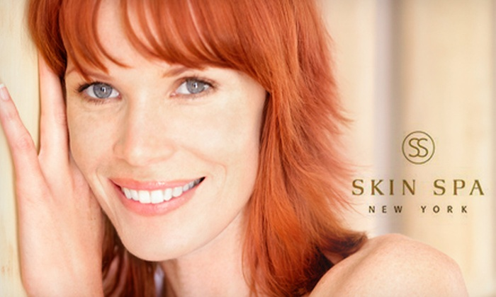 Skin Spa New York - Multiple Locations: $75 for Laser Genesis, Limelight, or Photolight Facials at Skin Spa New York ($200 Value)