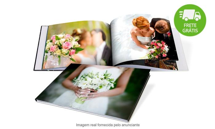 UNIKO: Uniko: Photobook Luxo com 46 páginas especial casamento