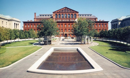 Visit for Two or Four to the National Building Museum (Up to 47% Off)