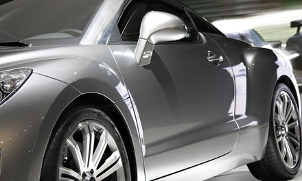 $79 for a Premium Exterior Car Detailing with Standard Interior Cleaning at Accentus Auto Spa ($179 Value)
