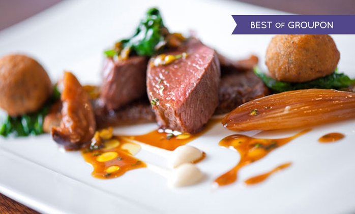 Seven-Course Tasting Menu For One, Two or Four from £31 at L'Autre Pied (Up to 52% Off)