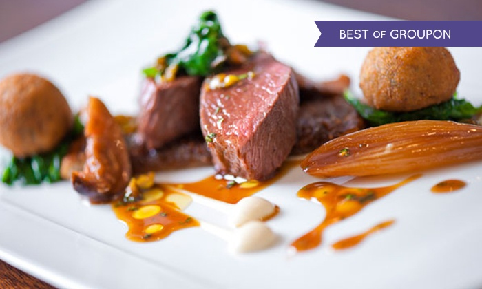 L' Autre Pied - Fitzovia: Seven-Course Tasting Menu For One, Two or Four from £31 at L'Autre Pied (Up to 52% Off)